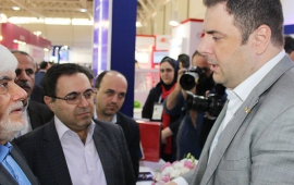 Asiatech in iran national telecom exvision